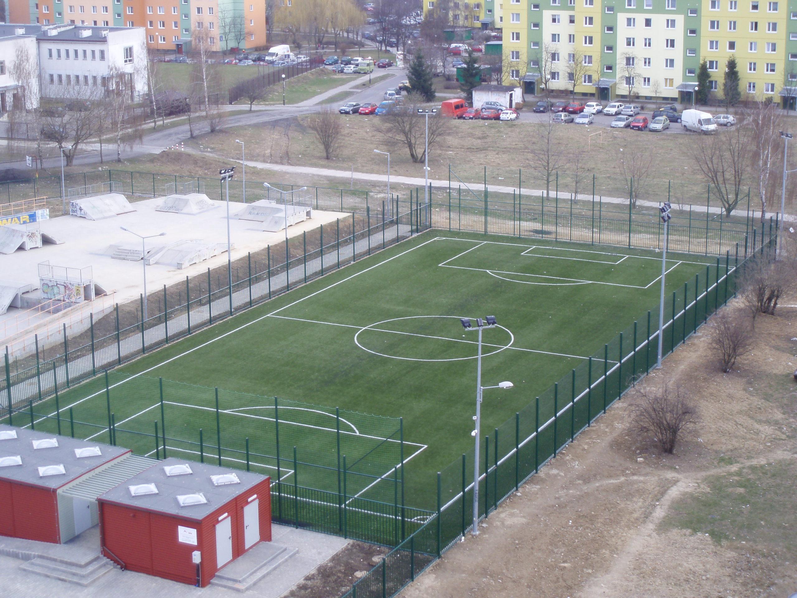 BKS boisko Rycerska